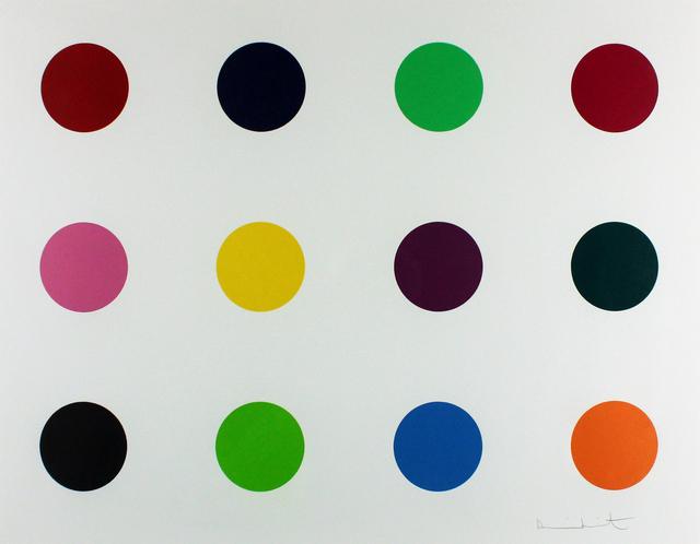 Damien Hirst, 'Methionine', 2010, Gormleys Fine Art