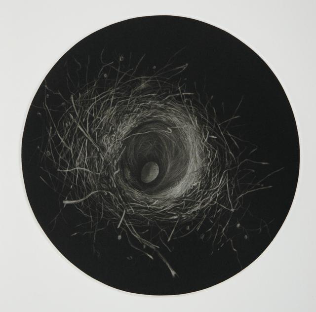 , 'Nid Trouvé,' 2015, Emanuel von Baeyer