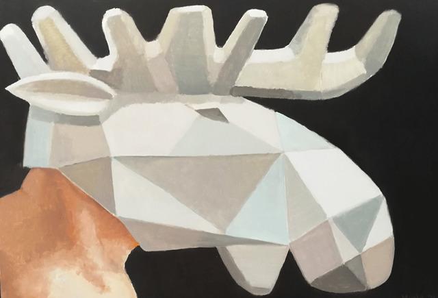 Miglė Kosinskaitė, 'Greetings from the North I', 2018, nobig.art