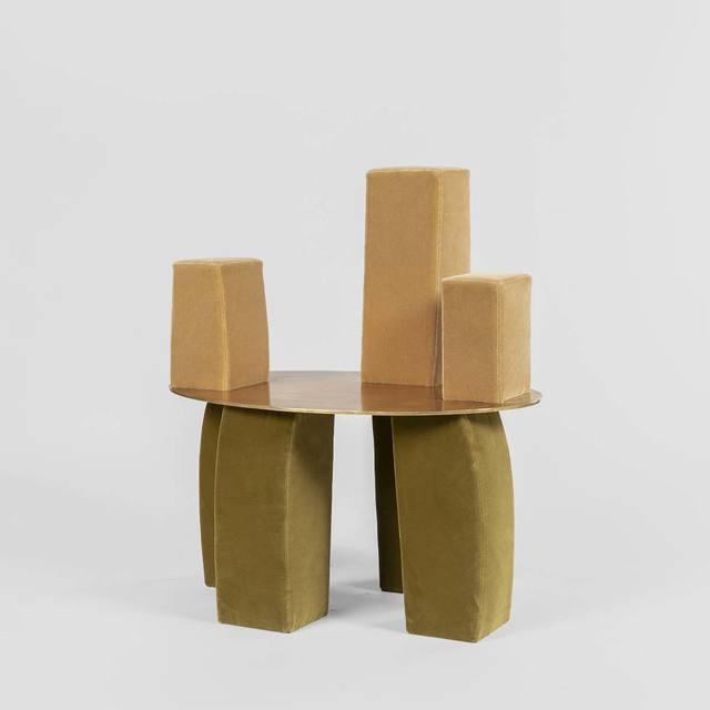 Giancarlo Valle, 'Stump Armchair', 2019, The Future Perfect