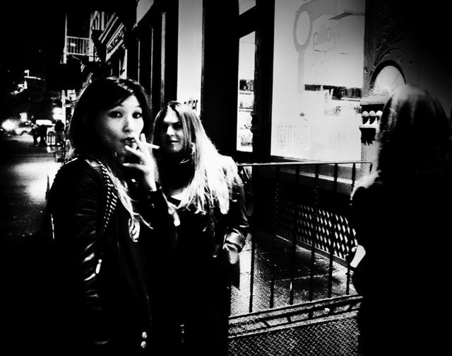 , 'Noir Smoker,' , Soho Photo Gallery