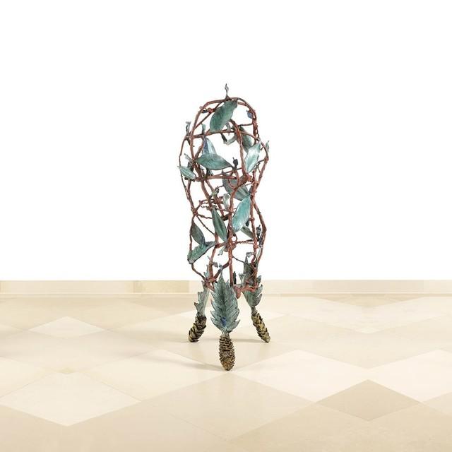""", '""""Zapfenblattverschlingung"""" (Coneleafentanglement),' 2011, Galerie Bei Der Albertina Zetter"""