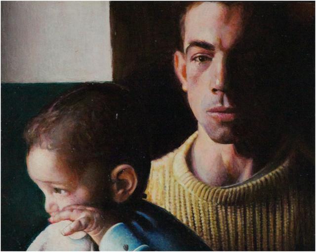 Rudolf Häsler, 'Der Fakir und sein Sohn', 1986, bromer kunst