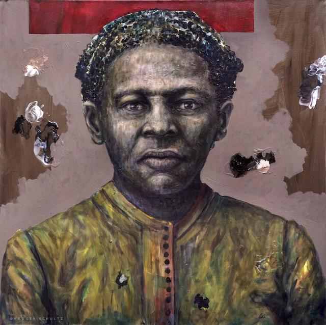 , 'True Grit Tubman,' 2016, Artist's Proof