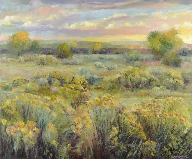 , 'Sunrise Over High Desert,' 2018, Mark White Fine Art