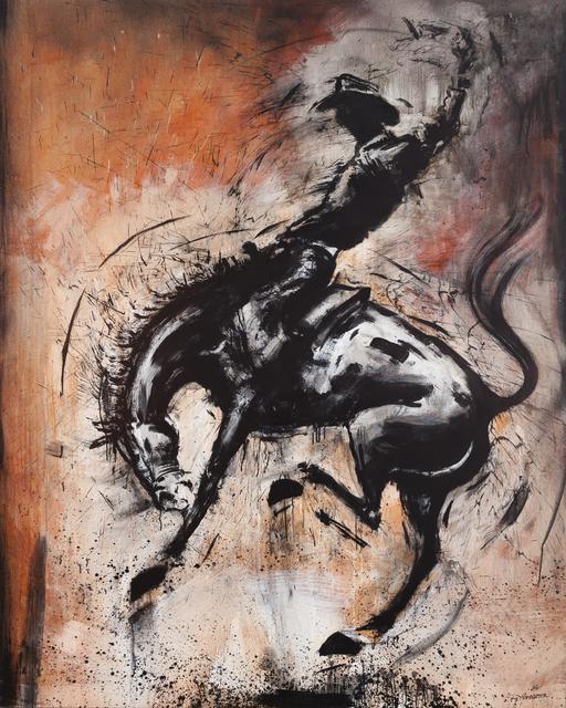 , 'Rodeo (Rust),' 2006, ACA Galleries