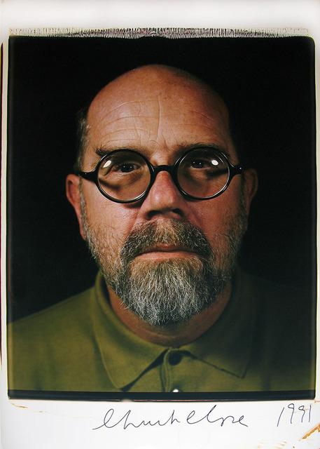 , 'Self-Portrait,' 1991, Contessa Gallery