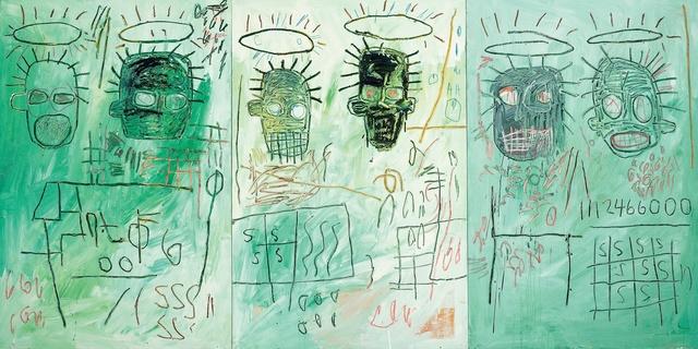 Jean-Michel Basquiat, 'Six Crimee', 1982, MOCA