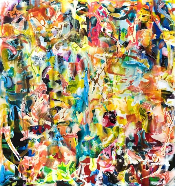 , 'Swixoo,' 2017, Galerie Michael Sturm