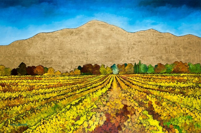 , 'Valley Rising,' , ÆRENA Galleries and Gardens