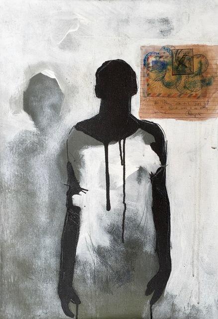 , 'Untitled III (Letters to a Somali Friend),' 2016, ARTLabAfrica
