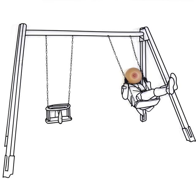, 'Swing,' 2013, SODA