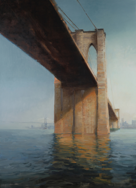 Kim Cogan, 'Brooklyn Bridge', 2018, Gallery Henoch