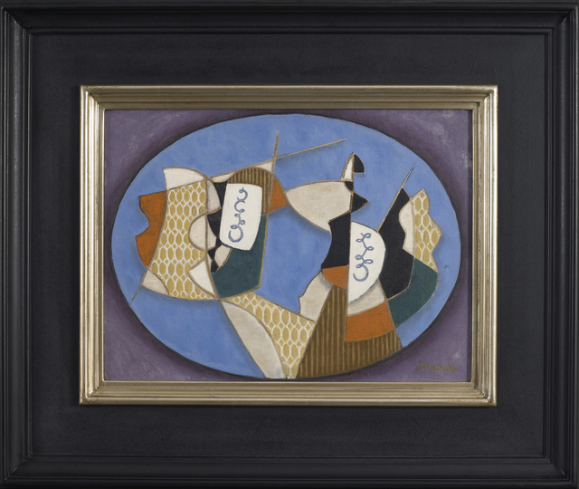 , 'Bagotelle No. 1,' ca. 1945, Vallarino Fine Art