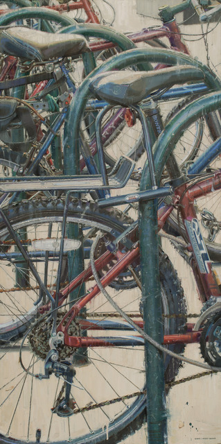 , 'Bicycles IV,' 2014, Gallery 1261