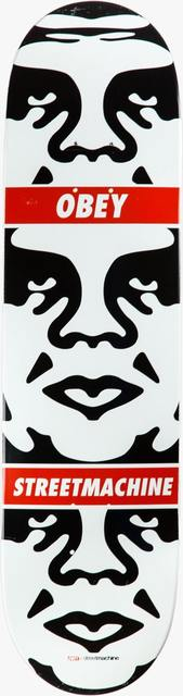 Shepard Fairey, 'Andre 3 Face', 2011, DIGARD AUCTION