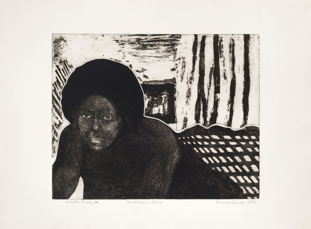 , 'American Girl,' 1974, RYAN LEE