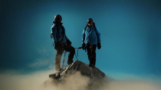 , 'Unrealistic Mountaineers,' 2011, Carroll / Fletcher