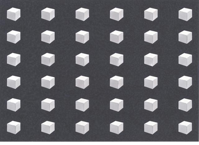 , '36 boxes,' 2013, Vera Cortês