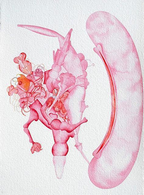 Pradeep Puthoor, 'Erotic Landing', 2009, The Noble Sage Collection