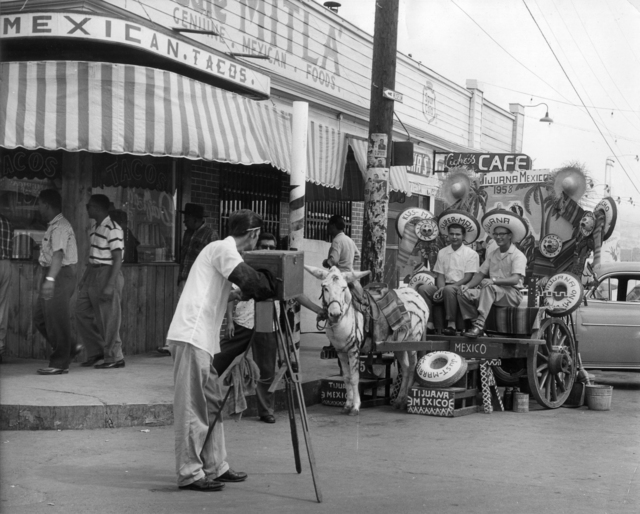 Rodrigo Moya, 'Recuerdo de Tijuana, México', 1958, Etherton Gallery