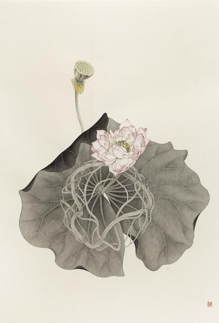 Kang Chunhui, 'Flowers the whole year. XiaZhi', 2018, Amy Li Gallery
