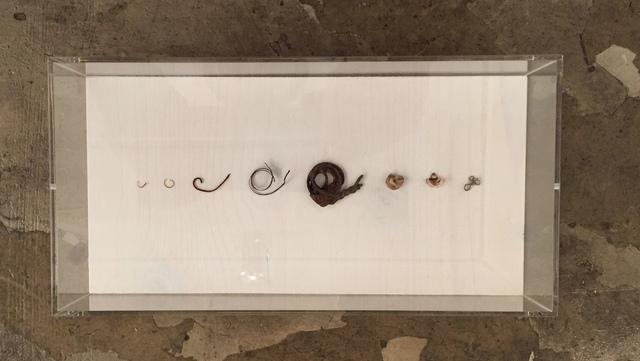 , 'Neuordnung III,' 2015, Galerie SOON