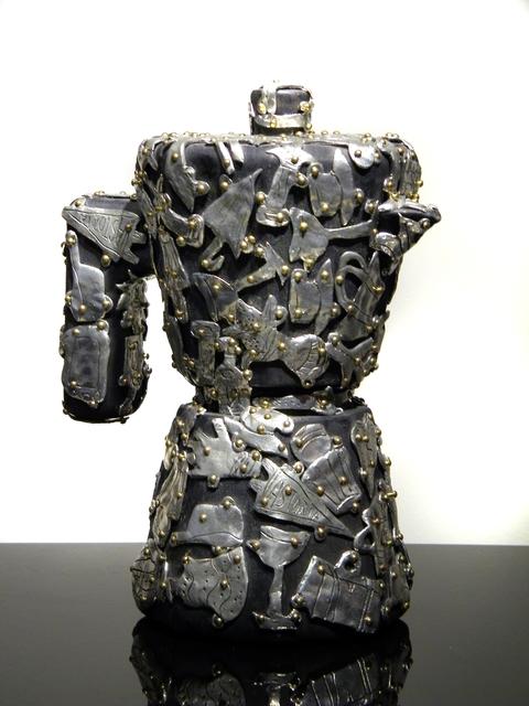 , 'Female Fetish: Espresso Pot,' 2001, Atrium Gallery