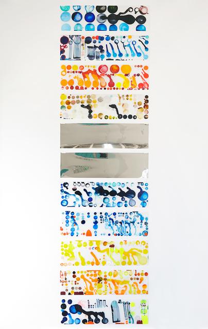 , 'Test Strips,' 2015, Ochi Projects