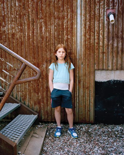 Rania Matar, 'Savannah, 10', 2012, Richard Taittinger Gallery