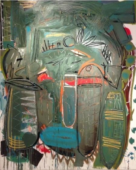 , 'Running Blue,' , Sopa Fine Arts