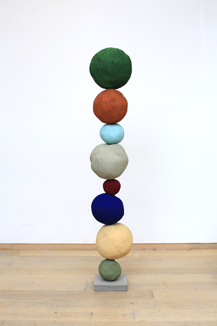 , 'Stack 8 (Iron Oxide Green),' 2015, Winston Wächter Fine Art