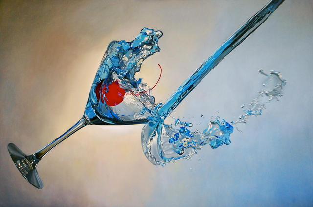 ", '""Martini Blues"",' , Bonner David Galleries"