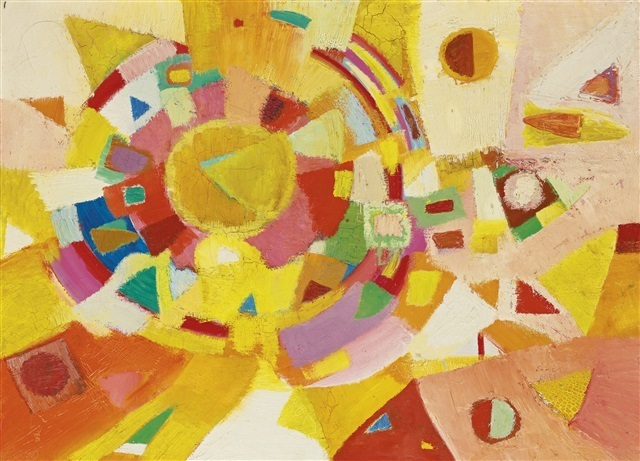 , 'Untitled ,' 1965, Helwaser Gallery