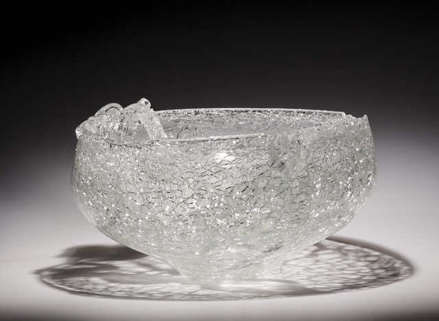 , 'CATCHING GLASS FORMED BY WATER #7,' 2016, Traver Gallery