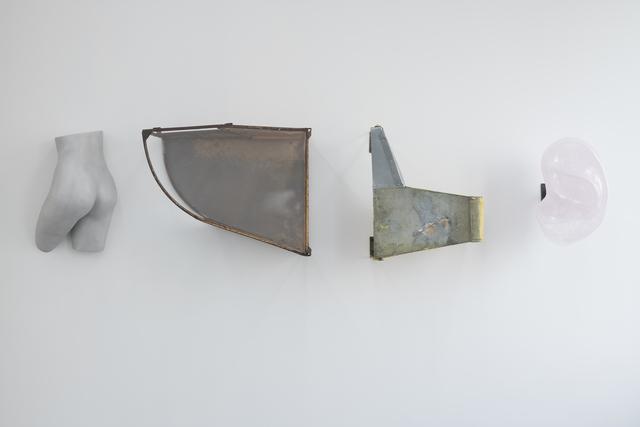 , 'Coke, mangmerde et suspicions,' 2017, Galerie Jocelyn Wolff