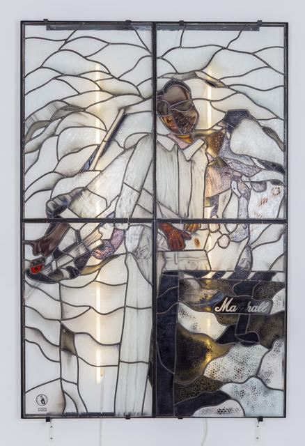 , 'SMOKE,' 2018, Galerie Nathalie Obadia