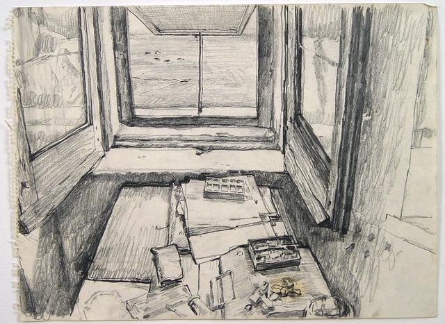 , 'Untitled (window in studio),' ca. 1975, Mai 36 Galerie
