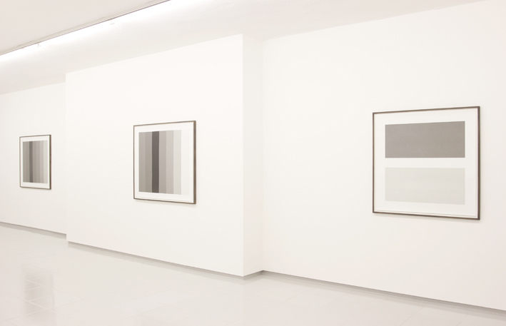 "Exhibition view: ""Jan Paul Evers - The Pragmatic Diptych"", Galerie Max Mayer, Düsseldorf, 2013/14"