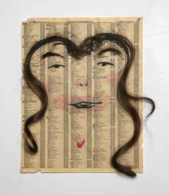 , 'Self Portrait, Spirit,' 1995, MARTOS GALLERY