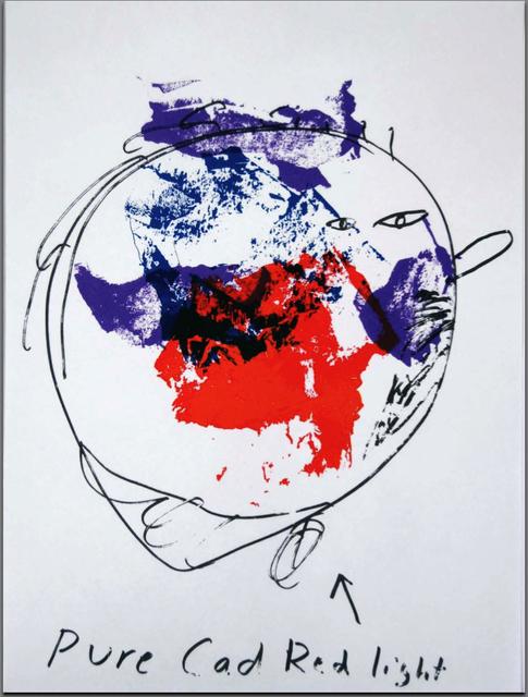 Mark Grotjahn, 'Untitled', 2009, Galerie Sabine Knust