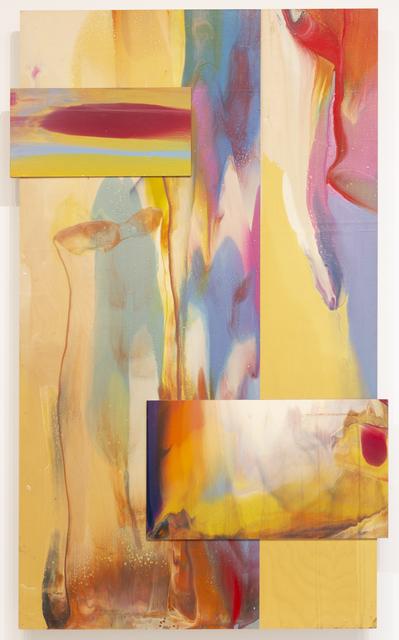 Sam Gilliam, 'Untitled (To Mickey)', 1995, Eric Firestone Gallery