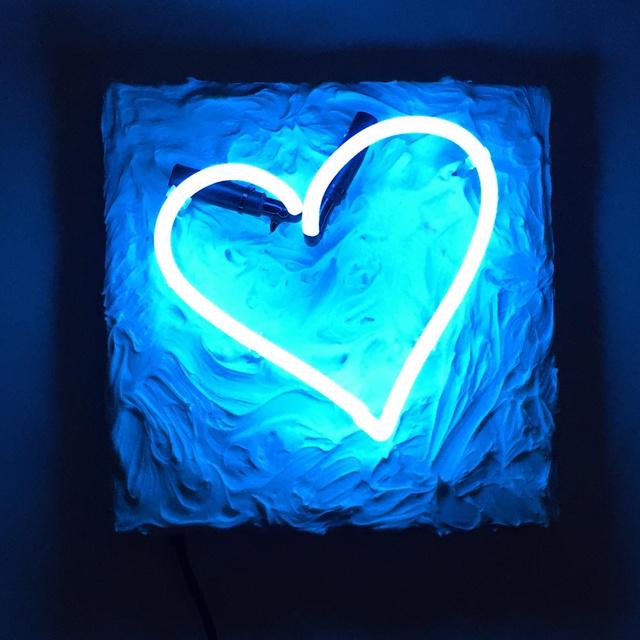 , 'Love Wins (blue),' 2017, Artig Gallery