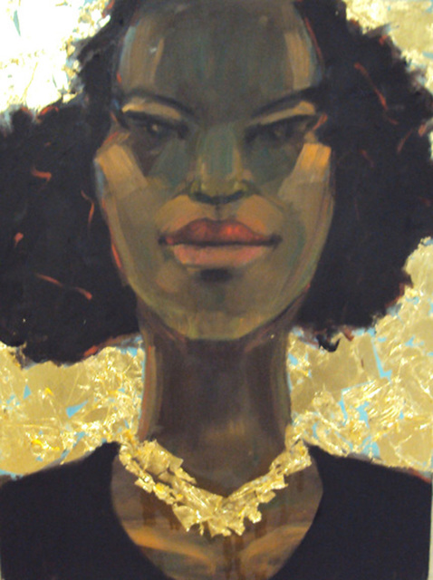 , 'Golden Necklace II,' , Zenith Gallery