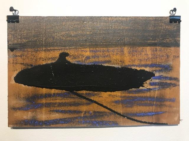 , 'submarine,' 2018, galerie 103