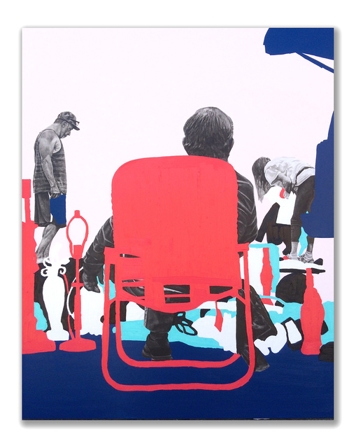 , 'Veterano In Red,' 2016, New Image Art