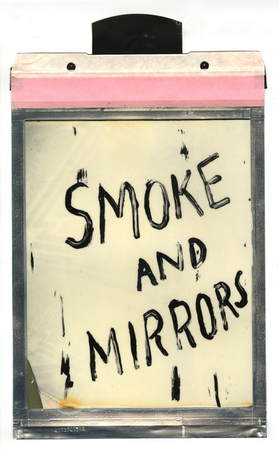 , 'Smoke and Mirrors,' 2016, Taymour Grahne Gallery