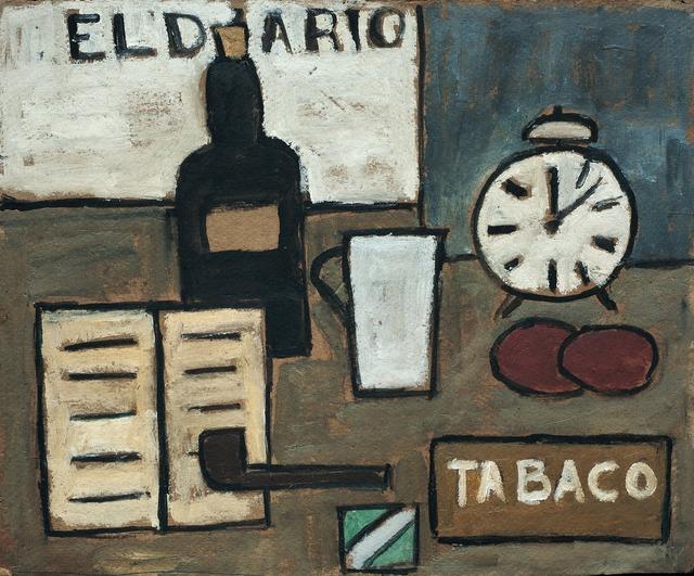 , 'El Diario,' 1946, Galería de las Misiones