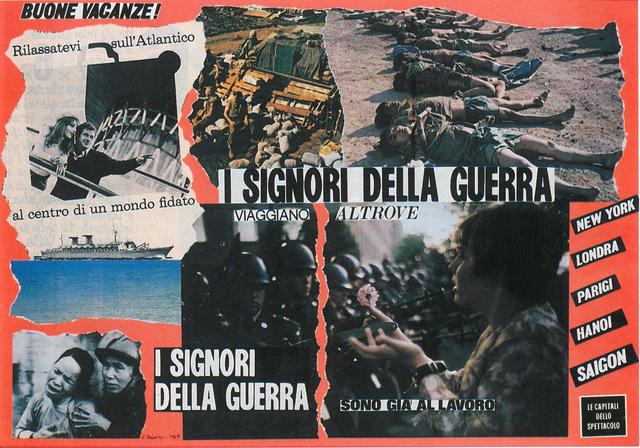 , 'Senza titolo (I signori della guerra),' 1968, Frittelli Arte Contemporanea