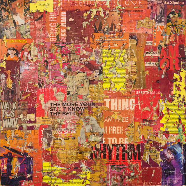 Mike Falcon, 'Thing', 1974, DETOUR Gallery